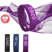 Original H5S Smart Band Heart Rate Monitor Sport Bracelet Health Fitness Tracker Smartband Pedometer Inteligente Pulso Wristband