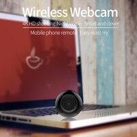 Mini WiFi Camera Full HD DV Support Night Version Motion Sensor, Micro Action Camera Body Camera Secret Digital Camera Camcorder