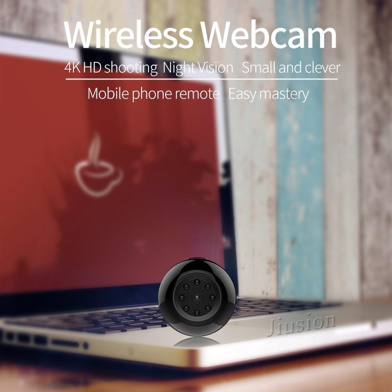 Mini caméra WiFi Full HD DV supporte le capteur de mouvement de Version nocturne, Micro caméra d'action caméra corporelle caméra numérique secrète caméscope