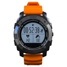 Smartch S928 Спорт Смарт часы GPS Спорт на открытом воздухе профессиональный монитор сердечного ритма Давление высотомер смарт-браслет для IOS Android