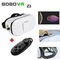 """BOBOVR Z3 Xiaozhai III 3D VR VR Видео Очки Виртуальной Реальности Видео Игры Очки Для 4-6 """"смартфон + Новый Контроллер Bluetooth"""