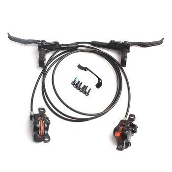 2018 シマノ BR BL MT200 油圧ディスクブレーキ MTB マウンテンバイクキャリパー左 & 右レバー