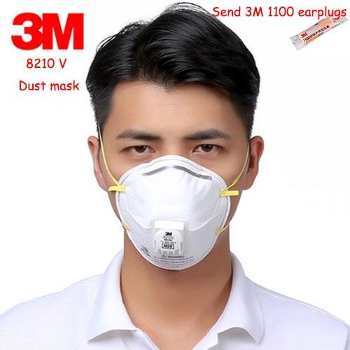 maske atmen 3m