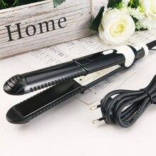 YUCHUN Professional Thermostatic Hair Straightener 2 in 1