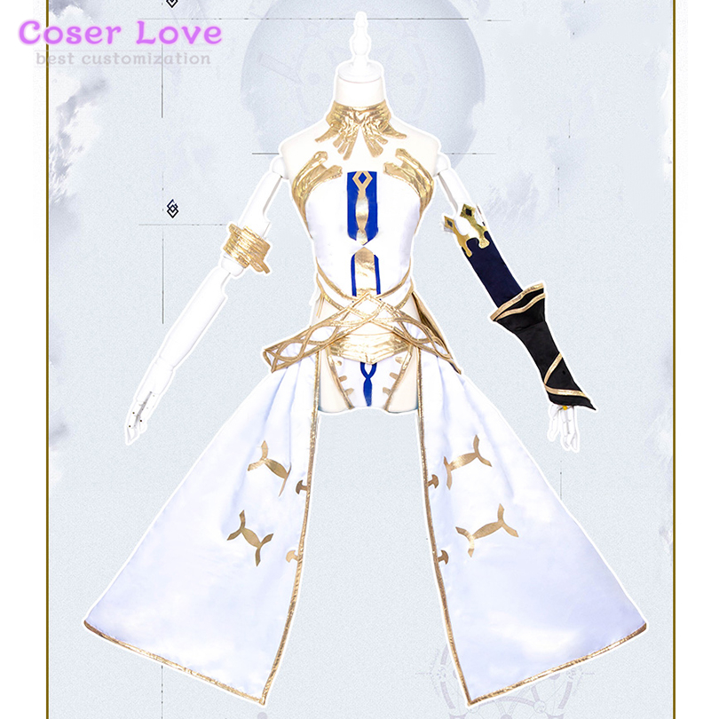 Fate Grand Order Ishtar Tohsaka Rin Cosplay Carnaval Costume New Years Christmas Costume