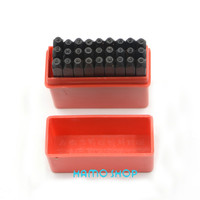 1 5mm New Die Letter From A To Z Steel Stamp Punch 27pcs Set ALPHABET Jewelers