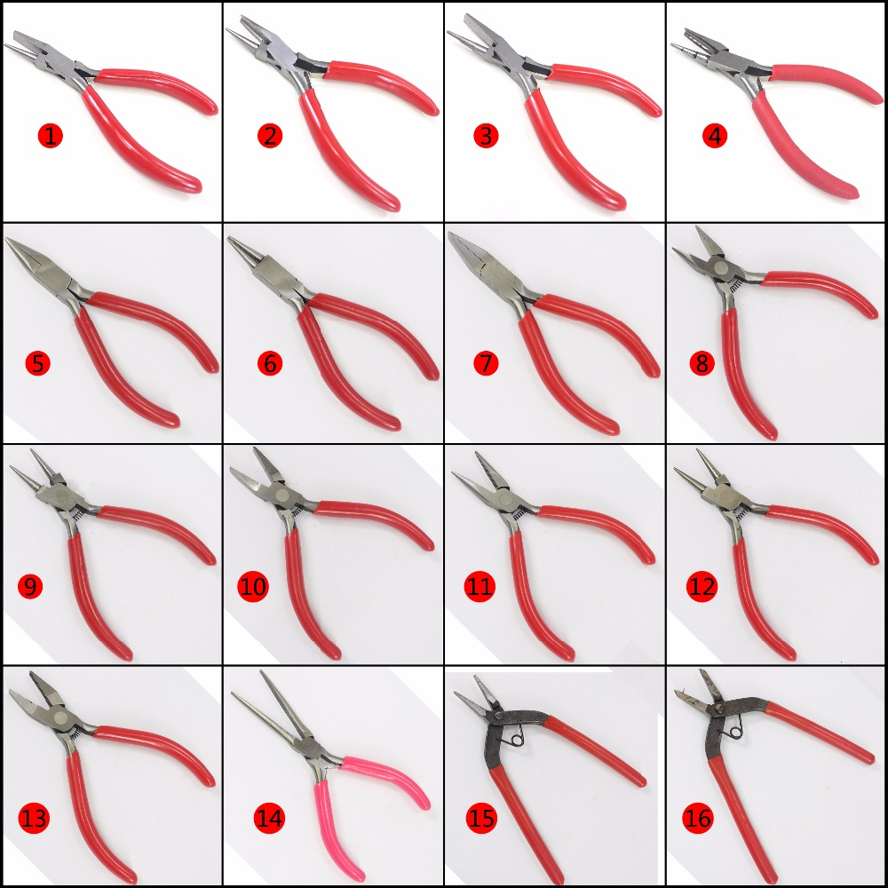 Jewelry Pliers Tools For Handcraft Beadwork Repair Jewelry Making Needlework DIY Design Equipment HOT Sale Discount Promotion
