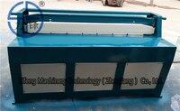 Q11 Sheet Metal Manual Cutting Machine Manual Shearing Machine Foot Metal Cutting Machine