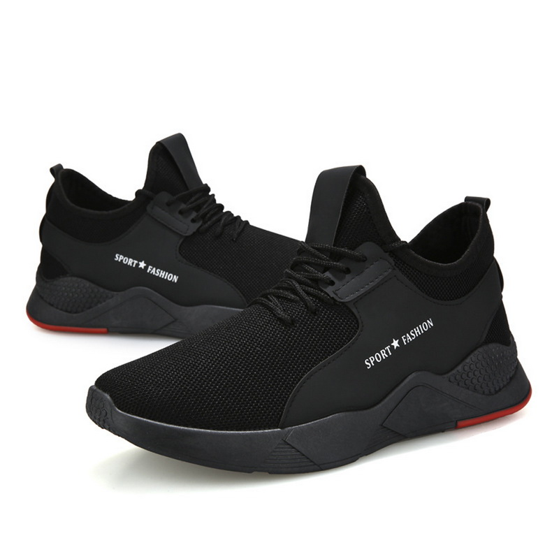 Men Sneakers Mesh Breathable Outdoor Sports Shoes Gym Fitness Running Jogging Basketball Male Athletic Shoes Zapatillas Hombre