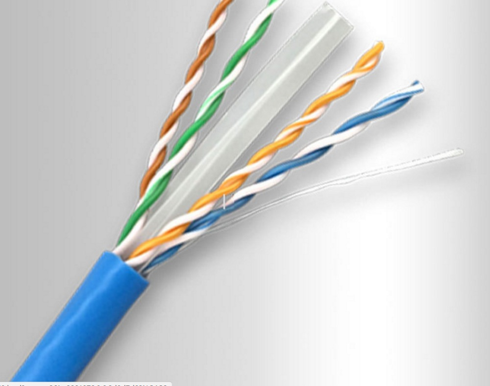 GB non-shielded Gigabit 6 network cable 0.58mm oxygen-free copper 6 network cable 4B
