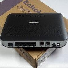 100% מקורי חדש HW HG8240F EPON ONU ONT עם 4FE + 2 קול + WIFI + USB אנגלית הקושחה להחיל כדי FTTH מצבים, termina Epon נתב