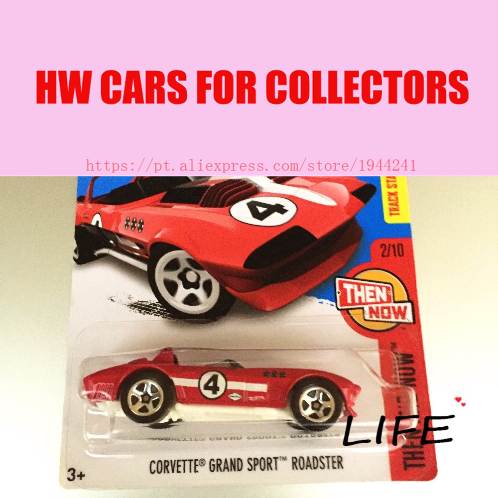 2017 hot wheels 1 64 corvette grand sport metal diecast cars collection kids toys vehicle