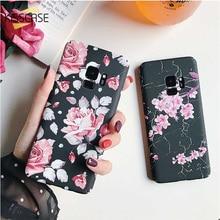 KISSCASE Flower Phone Case For Samsung