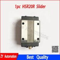 HSR20R slider blok HSR20A HSR20C match gebruik HSR20 lineaire gids voor lineaire rail CNC diy onderdelen