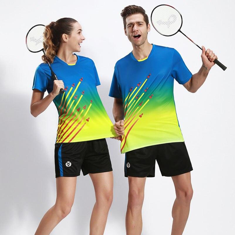 Badminton Herren / Damen Sportbekleidung Tischtennis 1 Satz Sport - Sportbekleidung und Accessoires - Foto 4