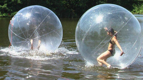 water sport toy,inflatable human water ball,balls for walking on water free shipping inflatable water walking ball water rolling ball water balloon zorb ball inflatable human hamster plastic ball