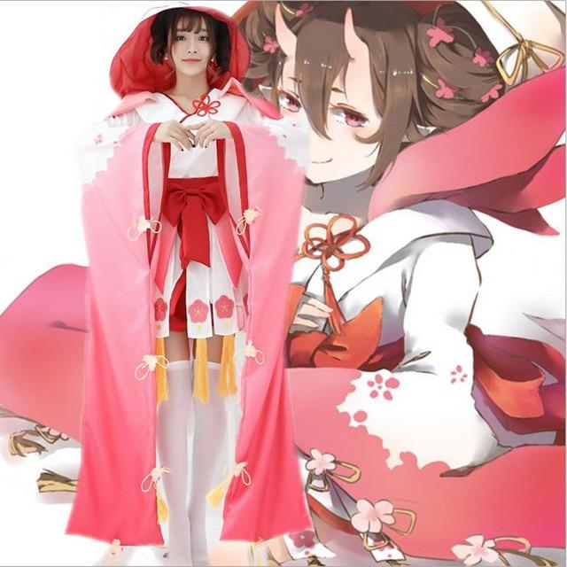 Aliexpress.com : Buy Halloween Costumes Witch Costume Onmyoji ...