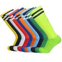 футбол чулок футбол носки толстым дном хлопковые штаны 10 цветов спортивная одежда лучшее качество