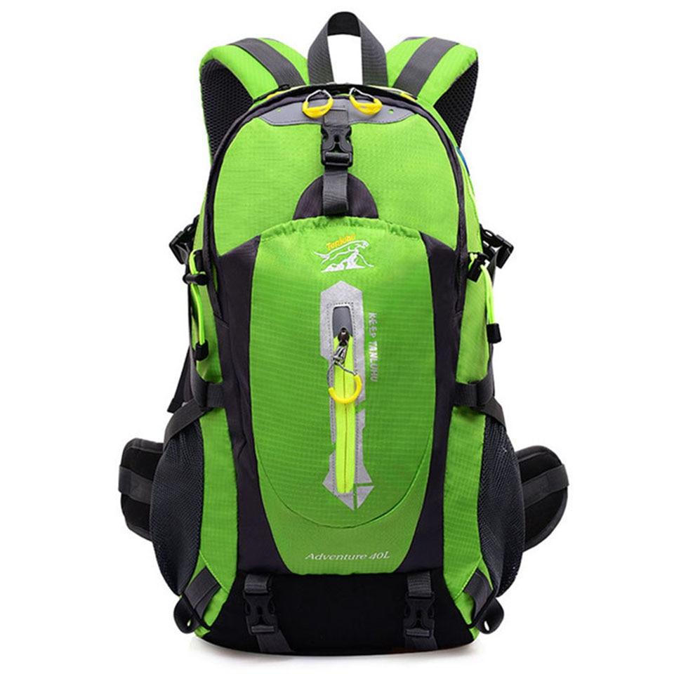 Prix pour 40L Étanche En Plein Air Randonnée Sac À Dos Trekking Camping Voyage Sacs Pack Escalade Sac À Dos Sac À Dos