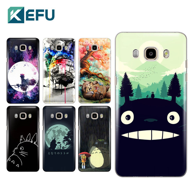 coque galaxy s6 edge totoro