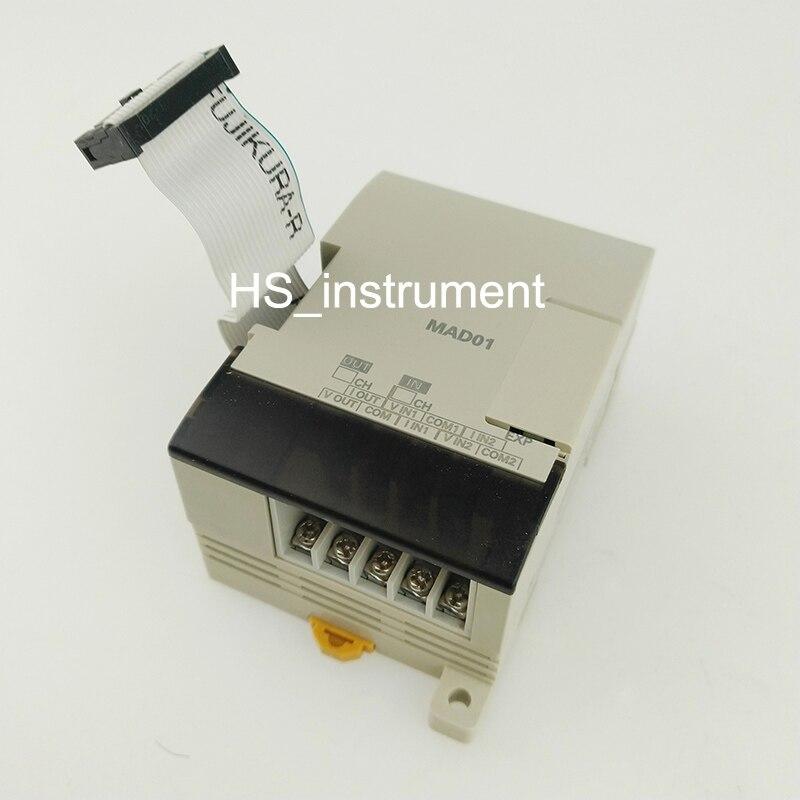 NEW ORIGINAL CPM1A-MAD01 Omron Analogique I/O Module PLC CPM1A MAD01