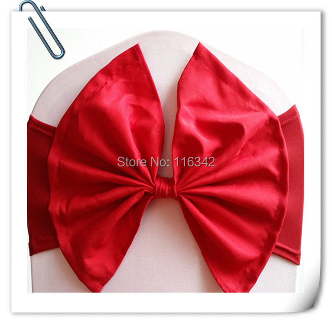 bows for chairs promotion shop for promotional bows for chairs on