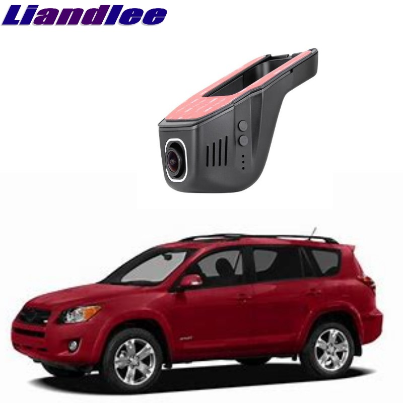 Liandlee For Toyota RAV4 XA20 XA30 XA40 2000~2018 Car Black Box WiFi DVR Dash Camera Driving Video Recorder