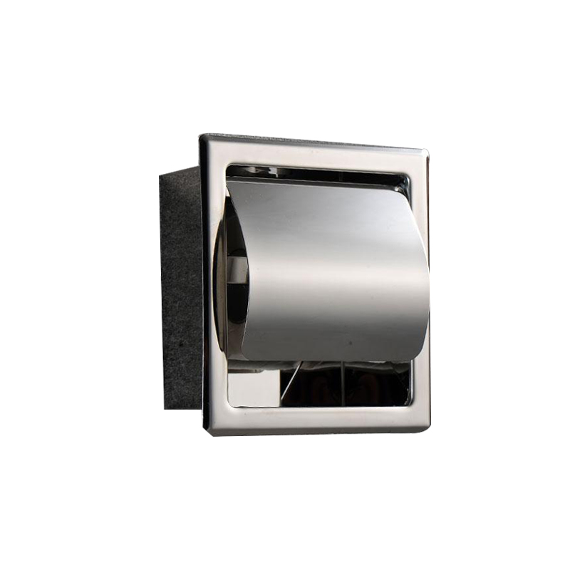 Sus 304 Stainless Steel Wall Gold Rose Gold Chrome Paper Holder Embedded Double Paper Frame Toilet Paper Box Bathroom Accessory anon маска сноубордическая anon somerset pellow gold chrome