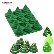 Weihnachten DIY 3d silikonform Viele muster weihnachtsbaum Regenschirm box geschenk Weihnachtsmann Schlitten Giraffe form kuchenwerkzeuge form N1833