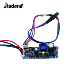 Jiaderui 20W Common Anode RGB LED Driver for 20W RGB LED Chip Beads Stage Light AC 110V 220V 24 Key IR Remote