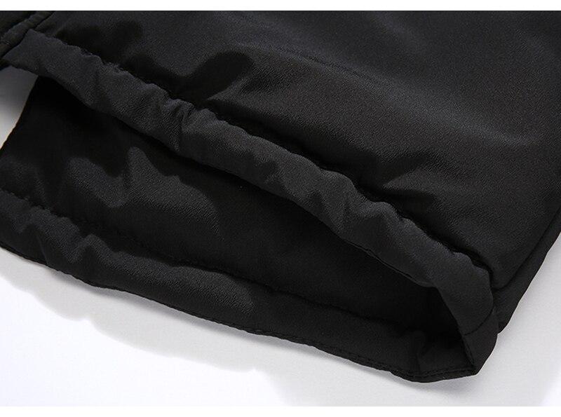 Aolamegs Fur Collar Winter Jacket Men Patchwork Thick Hooded Down Jacket Men Parkas Fashion Windproof Coat Mens Streetwear (14)