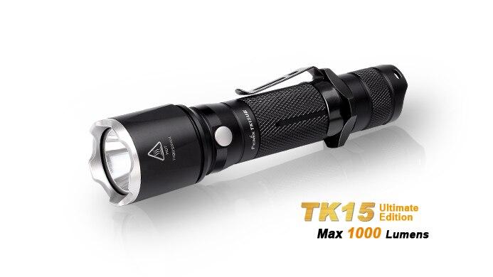 Fenix TK15UE 1000 lumens Cree XP L HI V3 LED Flashlight