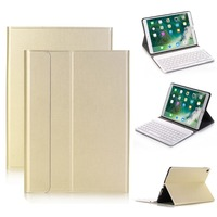 Ultra Slim Bluetooth Keyboard Case With Removeable Keyboard For IPad Air 1 For IPad Air 2