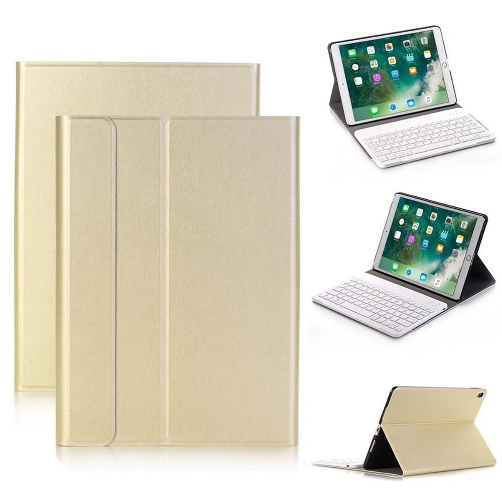Kemile For ipad 2018 Bluetooth Keyboard Case With Removeable Keyboard For iPad Air 1&for iPad Air 2 &for iPad 9.7 2017 Keyboard