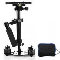 S40 Plus 40cm Professional Handheld Stabilizer Steadicam For Camcorder Digital Camera Video Canon Nikon Sony DSLR