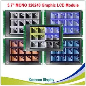"""5,7 """"320X240 320240 моно цветной TFT Графический ЖК-модуль дисплей панель экран LCM с контроллером UCi8835"""