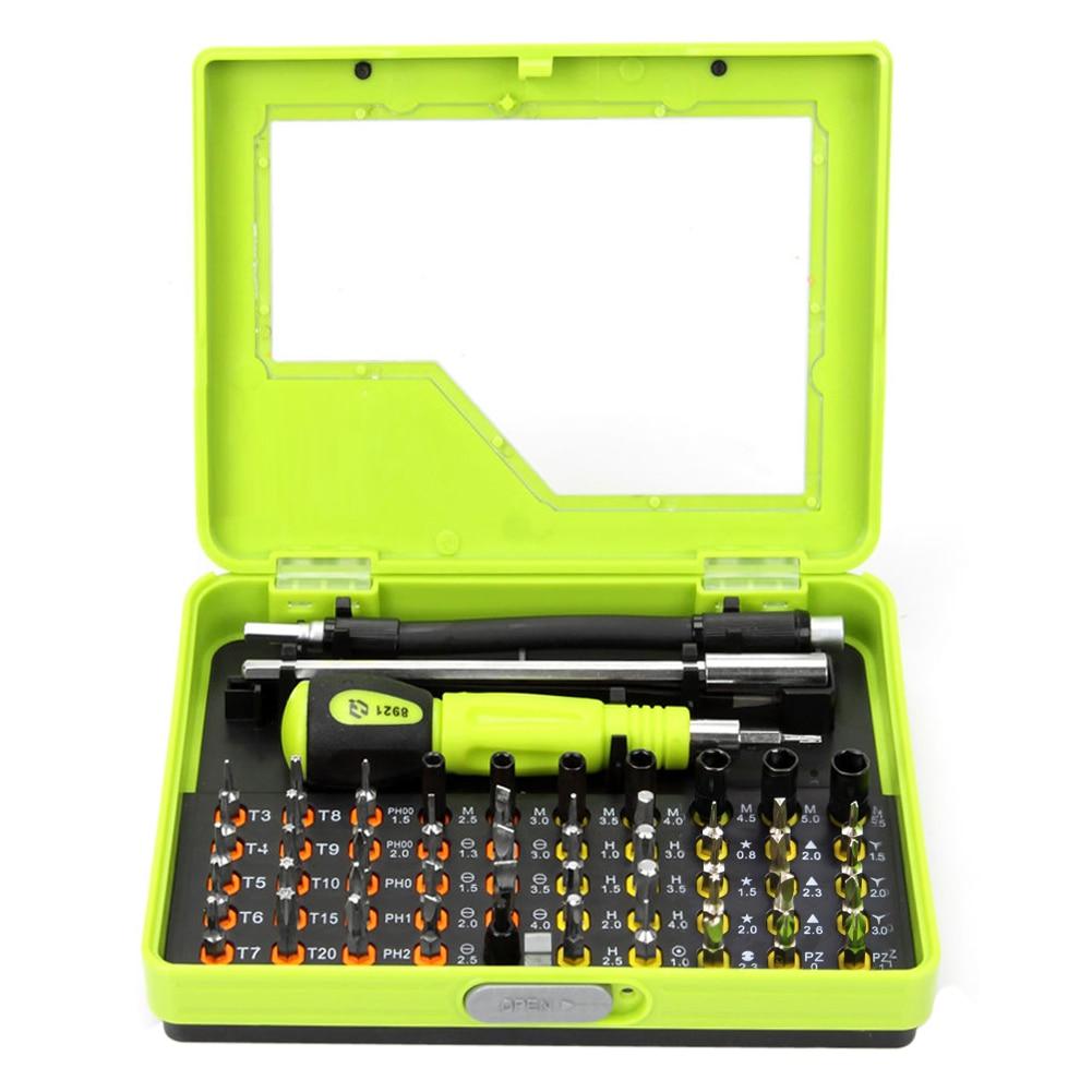 53 ühes telefoniparandustööriistade komplekt Täpsus Torxi - Tööriistakomplektid - Foto 2