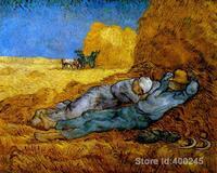 絵画のヴィンセントヴァンゴッホ残り作業後ミレーアート複製用販売高品質手作
