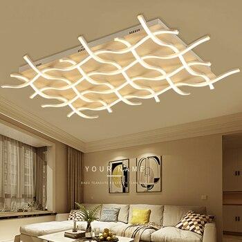 Blume netto Modell Led-deckenleuchten Wohnzimmer Schlafzimmer Runde Acryl  plafon led Lampe Moderne Leuchten wohnkultur