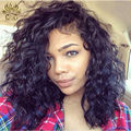 Top 7A Brazilian Loose Wave Curly Human Hair Lace Front Wigs Black Women Glueless Full Lace Wigs With Baby Hair Lace Wigs