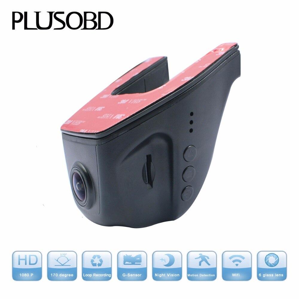 Nouvel enregistreur vidéo de caméra DVR de tableau de bord de voiture pour Toyota/Honda/Ford/Chevrolet/Buick/Hyundai Kia/Mitsubishi/Mazda/Suzuki