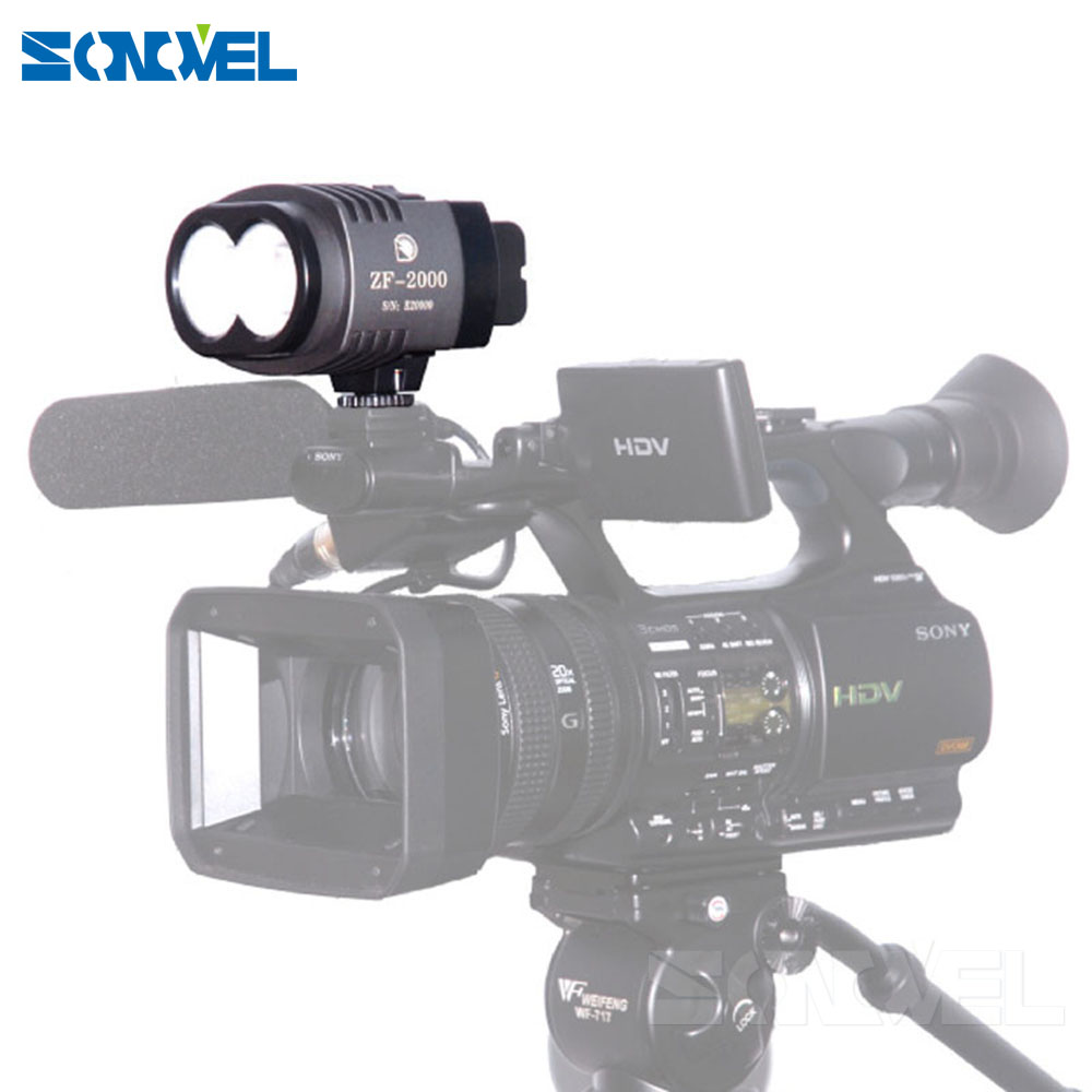 Светодиоды Свадебные новости как заполняющий свет камеры свет SLR камеры огни три цвета температуры для Canon Nikon, Panasonic sony