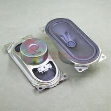 (2ピース/ロット) 8オーム10ワット613テレビスピーカー内部磁気W6CMxL13CM(China)