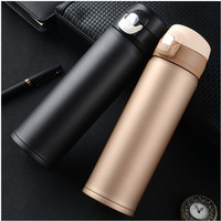 Vacuum Flasks Thermose Mug Stainless Steels Double Layer Insulation Cup Coffee Tea Cup Travel Water Bottle