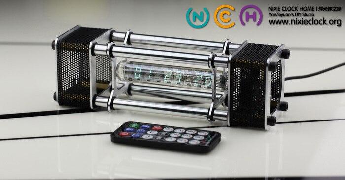 IV-18 tube fluorescent tube clock Energy Pillar ( energy column)