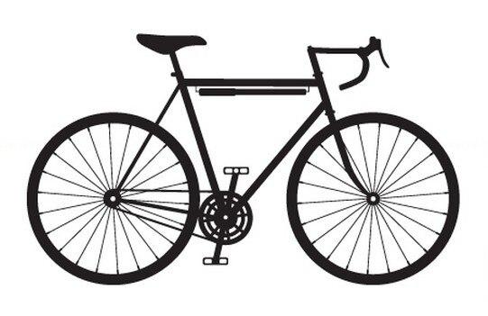 New Big Mountain Bike Wall Sticker Mountian Bike Cycling