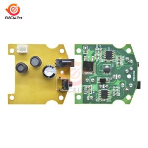 Image 4 - D20mm 113 khz の超音波ミストメーカーセラミック加湿噴霧センサーモジュール diy キットアトマイザー 3.7 12 v