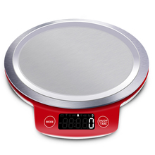 GASON C4 Kitchen scales LCD display accurate digital Stainless steel electronic cooking food precision 5kgx1g