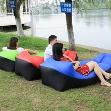 Быстро складывающийся садовый стул надувной диван ленивый мешок спальный воздушный диван кровать Lounge laybag открытый садовый стул для путешествий или в помещении