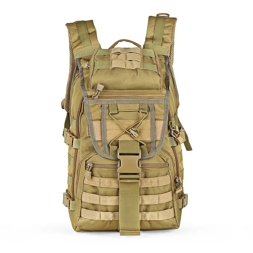 Sac à dos tactique militaire 35L sac à bandoulière tactique de Sport en plein air Camping chasse sac à dos de randonnée en Nylon sac à dos de randonnée